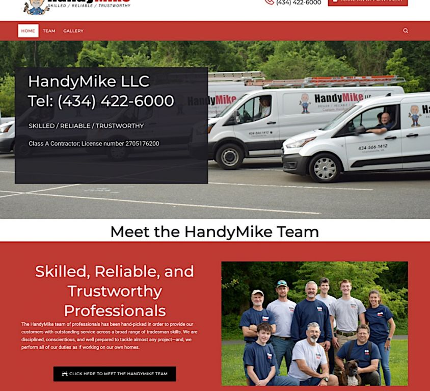 Handy Mike LLC
