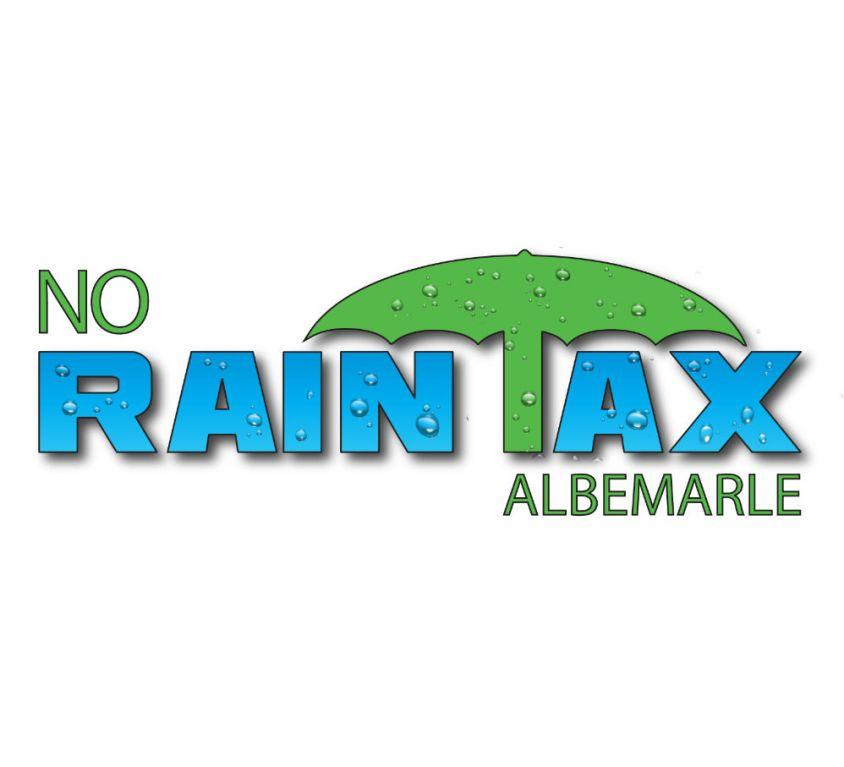 No Rain Tax Albemarle