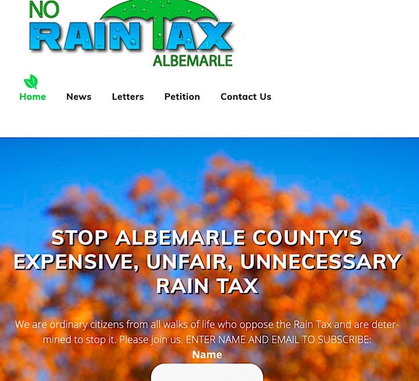 No Rain Tax
